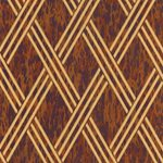 79/7030.CS Hamilton Trellis Brown by Cole & Son