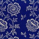 LWP60727W Brant Lodge Floral Indigo by Ralph Lauren