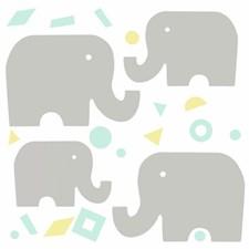 RMK3368GM Dwell Studio Elephant Giant by York